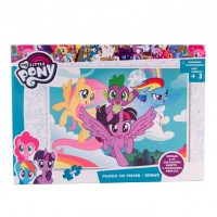 Puzzle 100 piese My Little Pony