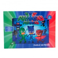 Puzzle 3 in 1 PJ Masks